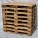 Dřevěné eur palety